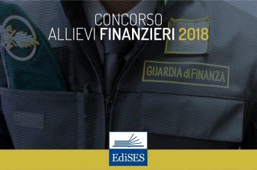 Concorso Guardia di Finanza 2018: selezione di 380 Allievi