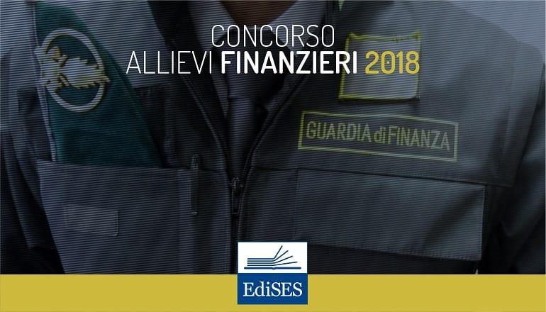 concorso guardia di finanza 2018