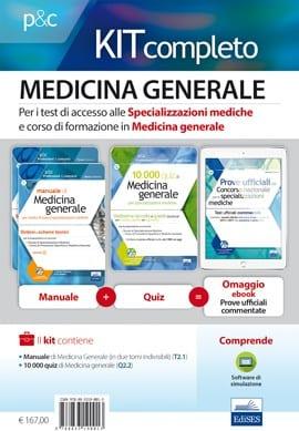 kit completo medicina generale
