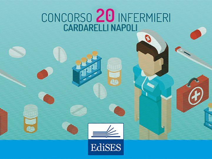 Concorso infermieri al Cardarelli di Napoli: bando per 20 posti