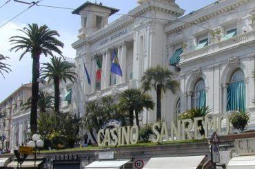 Concorso per 6 ispettori presso la Casa da gioco a Sanremo