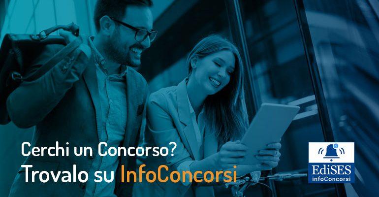 Infoconcorsi: il nuovo motore di ricerca dedicato ai concorsi pubblici