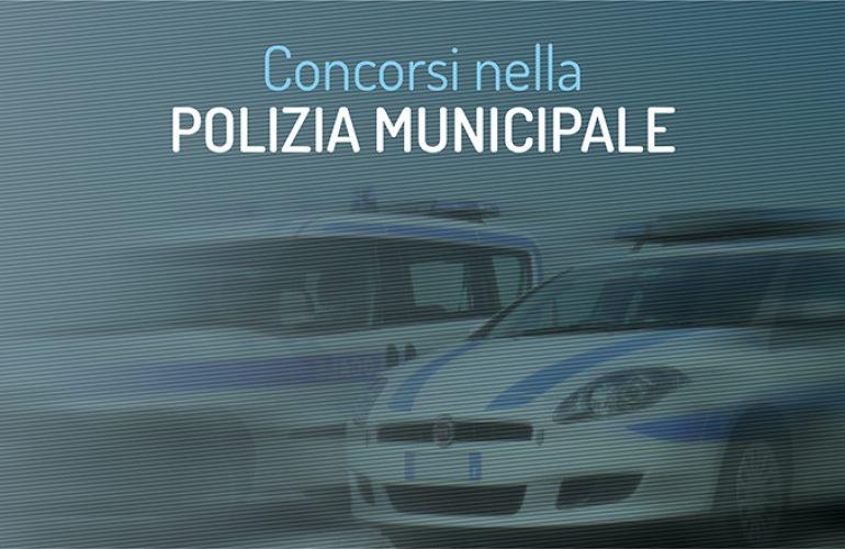 Concorsi in Polizia Municipale: 25 posti a Brescia e 6 a Udine