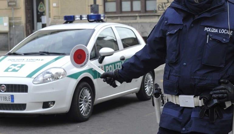 concorso polizia locale artena