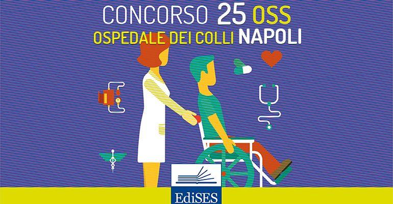 Concorso per 25 OSS a Napoli: pubblicato il bando