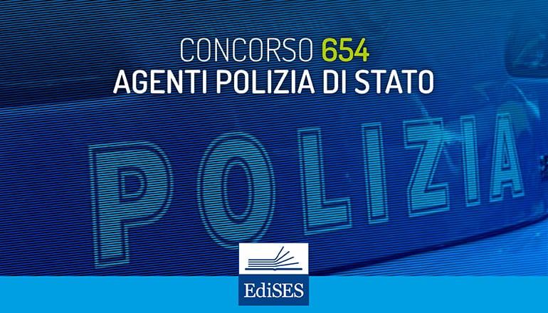 concorso allievi agenti polizia di stato 2019