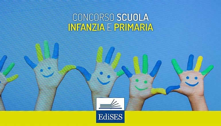 concorso straordinario scuola infanzia e primaria