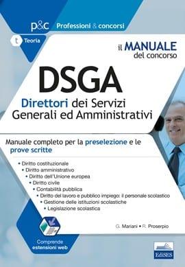 manuale per il concorso dsga