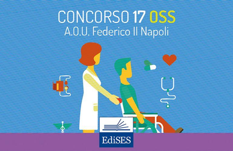 Concorso per 17 OSS presso l'A.O.U. Federico II di Napoli