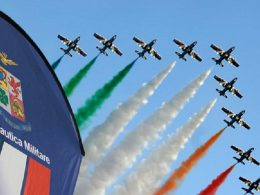 Concorso per 42 ufficiali dell'Aeronautica in servizio permanente