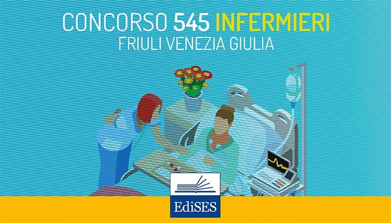 concorso 545 infermieri friuli