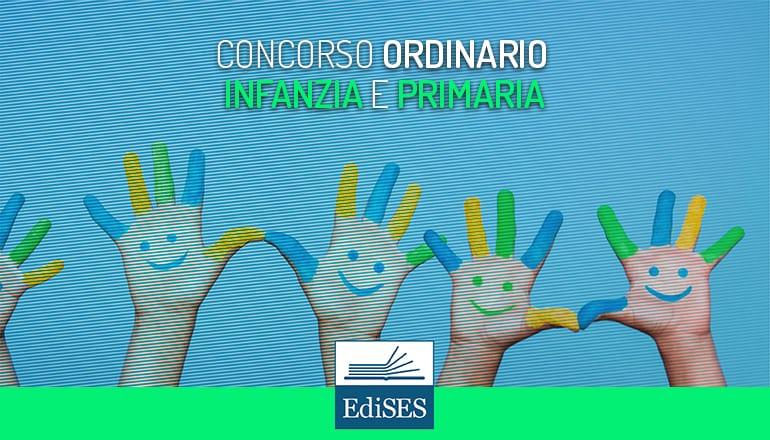 concorso ordinario infanzia e primaria