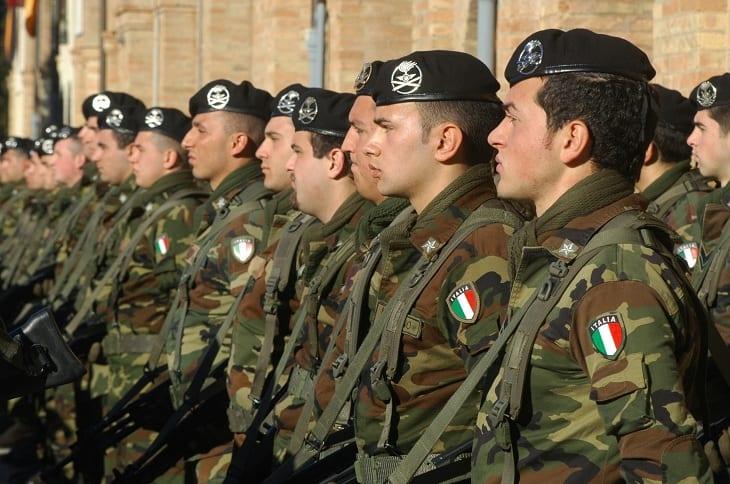 concorso 65 ufficiali esercito