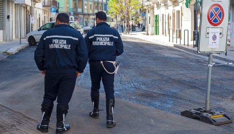 concorso polizia municipale civitanova marche