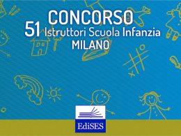 Concorso educatori infanzia a Milano: bando per 51 posti