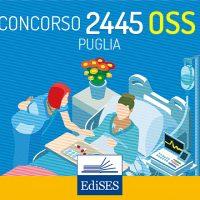 La prova pratica del concorso 2445 OSS Puglia: quesiti formulati sulla base dei quesiti Edises