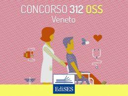 Concorso 312 OSS Veneto: pubblicato il bando