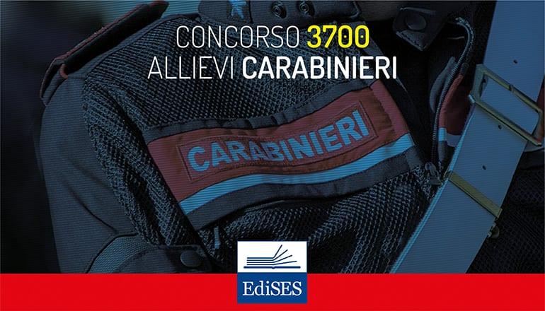 concorso allievi carabinieri 2019