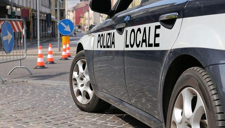 concorsi agenti di polizia locale veneto e calabria