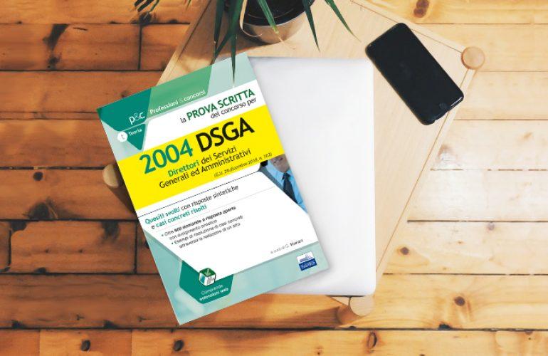 Speciale prova scritta concorso DSGA: esami a ottobre