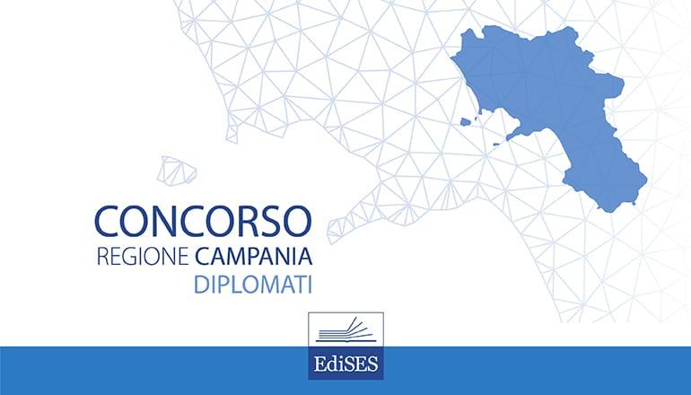 concorso regione campania per diplomati