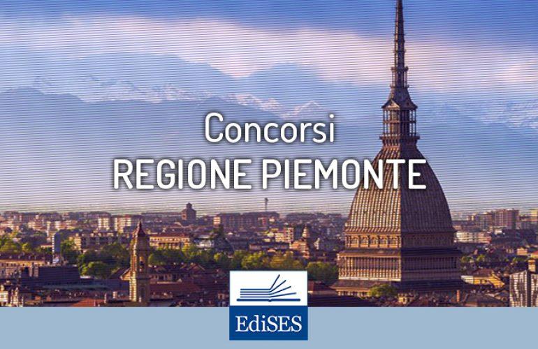 Concorsi Regione Piemonte: 47 assunzioni presso l'Agenzia Piemonte Lavoro