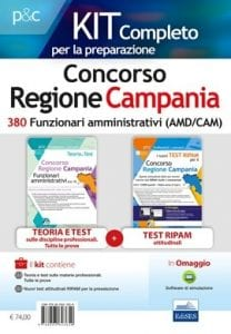 concorso-regione-campania-kit-completo-380-funzionari-amministrativi