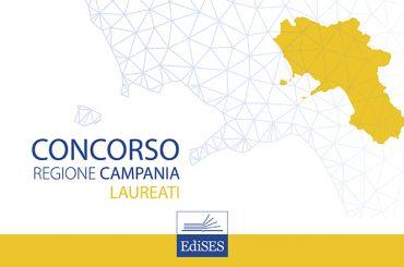 Concorso Regione Campania per laureati: assunzioni di 950 funzionari