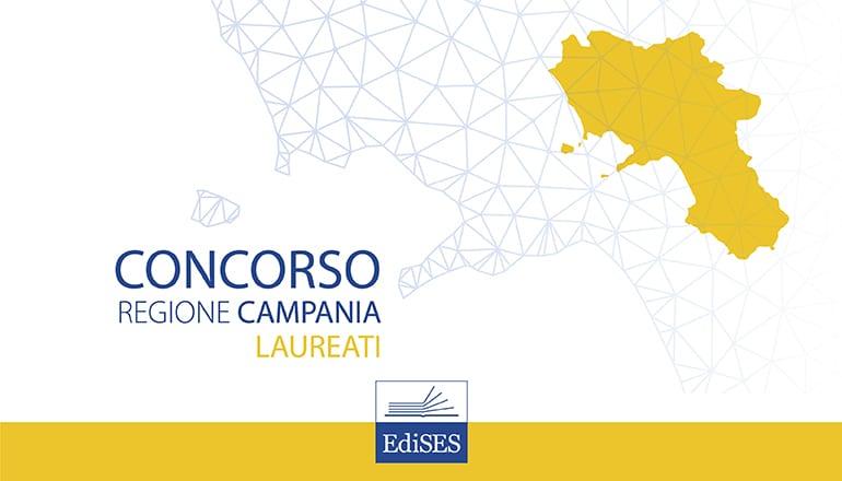 concorso regione campania per laureati