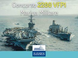 Concorso 2200 VFP1 Marina Militare: pubblicato il bando
