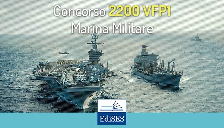 concorso vfp1 marina militare