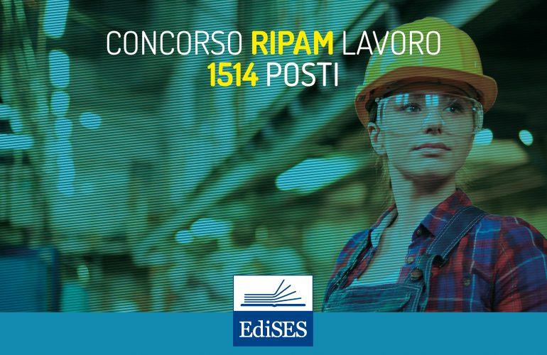 Concorso Unico Ripam Lavoro: 1.514 posti al Ministero del Lavoro e delle Politiche sociali, INL e INAIL