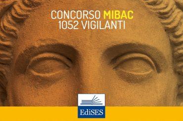 Concorso MIBAC per 1052 assistenti alla fruizione, accoglienza e vigilanza