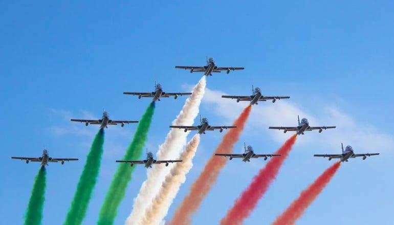 Calendario Aeronautica Militare 2020.Concorso Allievi Ufficiali Aeronautica Militare 2019