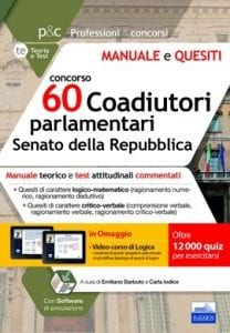 concorso-60-coadiutori-parlamentari-al-senato-della-repubblica