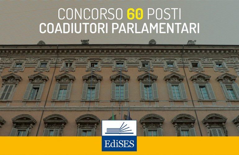 Concorso per Coadiutori Parlamentari: il profilo professionale