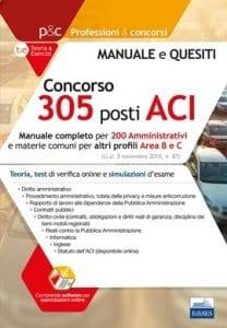 concorso-305-posti-aci-manuale-completo-per-200-amministrativi-e-materi