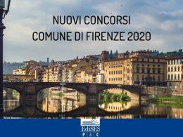 Comune di Firenze: in arrivo nuovi bandi di concorso