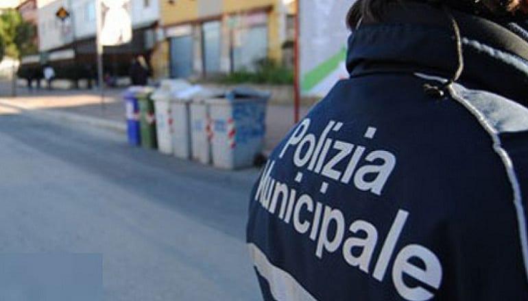 concorso polizia municipale catania