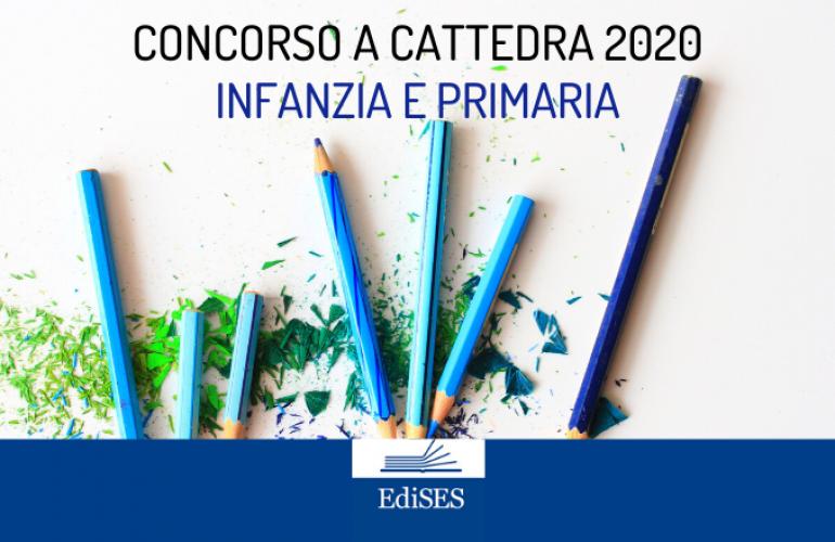 Concorso a Cattedra Infanzia e Primaria 2020: bando imminente?