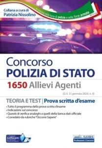 concorso-polizia-di-stato-1650-allievi-agenti-manuale