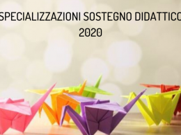 Specializzazioni sostegno didattico 2020: prove rinviate a settembre