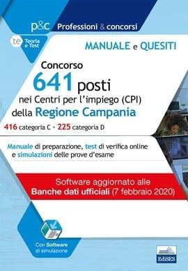 concorso-641-posti-centri-impiego-cpi-regione-campania-manuale-preselezione