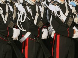 Arma dei Carabinieri: concorso per 28 sottotenenti