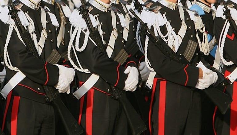 concorso 28 sottotenenti carabinieri