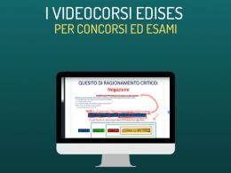 """Videocorsi EdiSES: l'apprendimento comincia premendo il tasto """"Play""""!"""