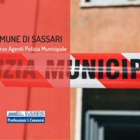 Comune di Sassari: concorso per 14 agenti di Polizia Municipale