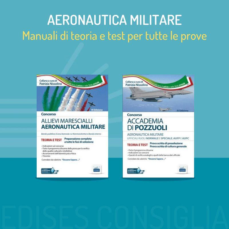Concorsi Aeronautica Militare