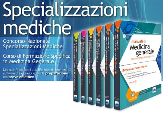 scuole specializzazioni medicina