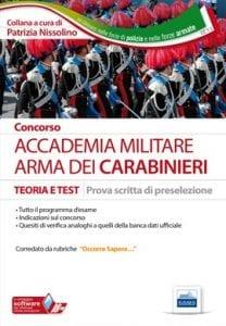 accademia militare arma dei carabinieri
